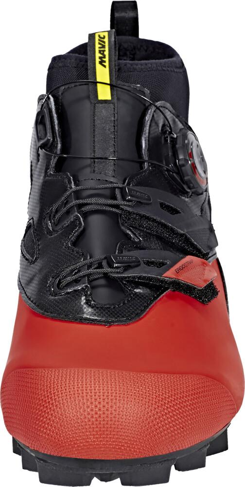 Chaussures Rouges Avec Velcro Crossmax Mavic Pour Les Hommes QZPXCj1